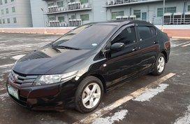 Sell Black 2011 Honda City Sedan in Manila