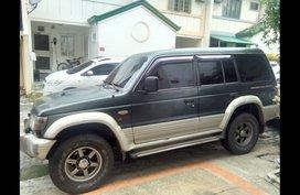 Green Mitsubishi Pajero 1994 SUV / MPV at 260000 for sale in Quezon City