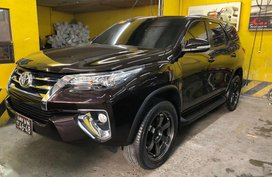Sell 2017 Toyota Fortuner in Manila