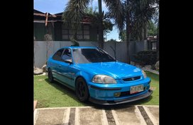 Selling Honda Civic 1999 Sedan in Lipa