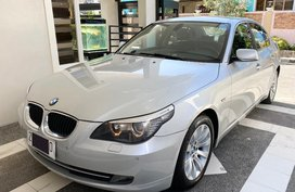 Sell Silver 2008 Bmw 520D in Pasig