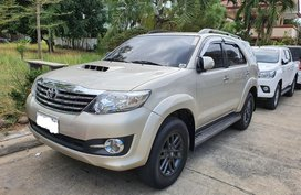 Selling Toyota Fortuner 2015 in Cagayan de Oro
