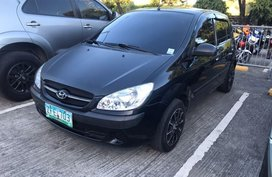 Sell Black 2006 Hyundai Getz in Cainta