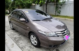 Honda City 2012 Sedan for sale in Quezon City