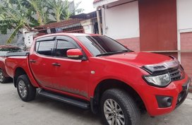 Mitsubishi Strada 2014 for sale in Dasmariñas