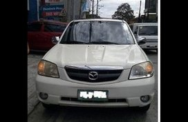 Sell White 2007 Mazda Tribute SUV / MPV in Quezon City