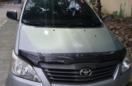 Silver Toyota Innova 0 for sale in Automatic