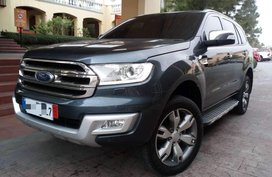Top of the Line 2017 Ford Everest Titanium Plus 4X4 3.2 AT