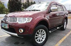 Limited Loaded 2011 Mitsubishi Montero Sport GLS-V AT