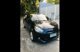 Sell 2013 Mitsubishi Mirage Hatchback at 24000 km in Bacoor