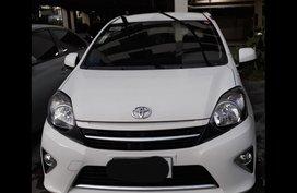 Selling Toyota Wigo 2014 Hatchback in Pasig