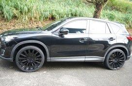 Selling Black Mazda Cx-5 2014 in Pasig
