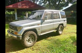 Selling Toyota Land Cruiser Prado 1993 in Cebu City