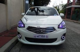 Sell 2016 Mitsubishi Mirage G4 in Manila