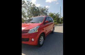 Selling Toyota Avanza 2012 at 80000 km