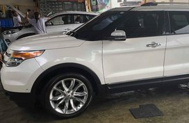 Sell 2014 Ford Explorer in Angeles