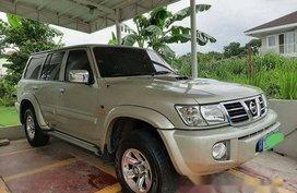 Selling Silver Nissan Patrol 2004 Automatic Diesel
