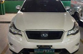 Sell White 2013 Subaru Xv at 70000 km