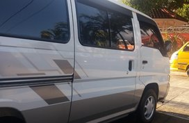 Sell White 2012 Nissan Urvan in Manila