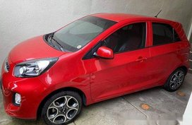Sell Red 2015 Kia Picanto in Manila