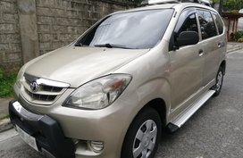 For sale Toyota Avanza 2011 model 7 to 9 seaters