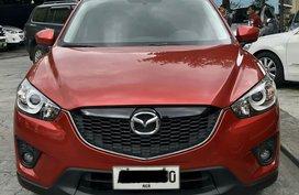 2015 Mazda CX-5 2.0 SkyActiv Pro AT