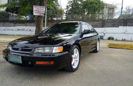 Shiny Black 1997 Honda Accord VTI-S 2.2 AT for sale in Pateros