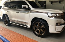 Used 2018 Toyota Land Cruiser VX Platinum dubai