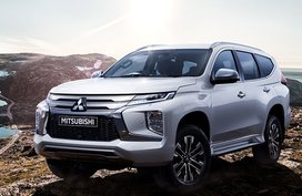 Hot deals promo for 2020 Mitsubishi Montero Sport gls 4x2 at