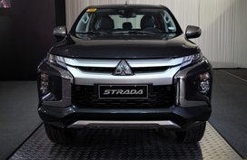New Hot Deals Promo for 2020 Mitsubishi Strada GLX Automatic