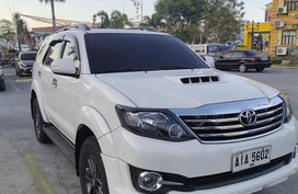 2015 Toyota Fortuner G 2.5 d4d black series