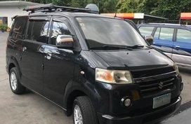 Sell Black 2008 Suzuki Apv in Manila