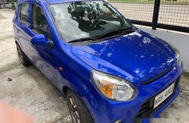 Sell Blue 2017 Suzuki Alto in Manila