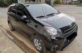 Selling Black Toyota Wigo 2016 in Manila