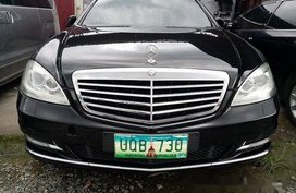 Sell Black 2013 Mercedes-Benz S-Class Automatic Gasoline