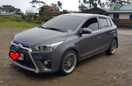 Selling Toyota Yaris 2014 in Manila