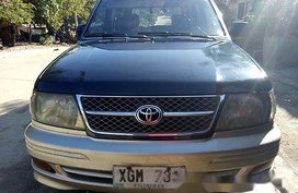 Blue Toyota Revo 2003 for sale in Automatic