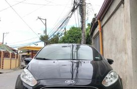 Black Ford Fiesta 2009 for sale in SM City Santa Rosa