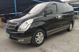 Black Hyundai Grand Starex 2009 Automatic for sale