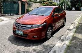 Selling Honda City 2009 at 45500 km