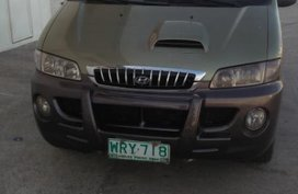 Sell Grey 2005 Hyundai Santa Fe in Marilao