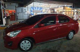 Sell Red 2015 Mitsubishi Mirage G4 in Manila