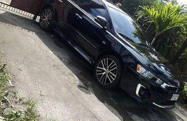 Black Mitsubishi Lancer Ex 2016 Automatic for sale