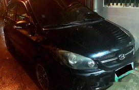 Sell Black 2010 Hyundai Getz at 56000 km