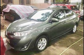 Grey Toyota Vios 2019 for sale in Automatic