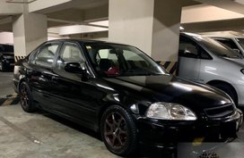 Sell Black 2004 Honda Civic in Quezon City
