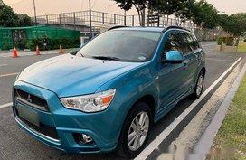 Blue Mitsubishi Asx 2012 for sale in Makati