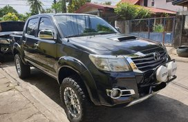 Toyota Hilux 2012 for sale in Cebu City