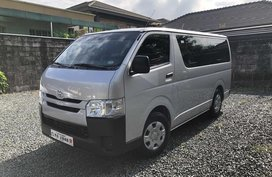 2020 Toyota Hiace Commuter 3.0 MT
