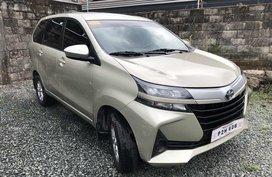 2019 Toyota Avanza 1.3 E AT